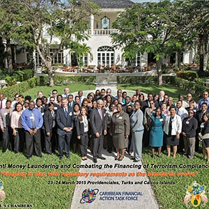 Turks and Caicos Islands hosted the 10th Compliance Conference