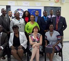 CFATF launches its European Union/CARIFORUM sponsored Accreditation and Training Project