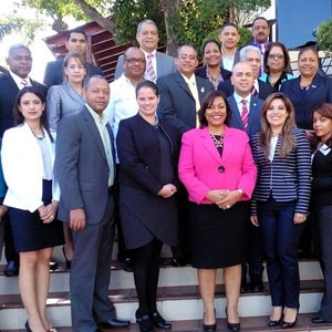 The CFATF and Dominican Republic continue to prepare for the Fourth Round of AML/CFT Assessments.