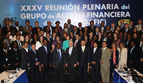 May 2012 Plenary meeting in San Salvador, El Salvador