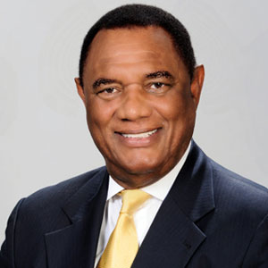 The Right Honourable Perry Christie, Prime Minister, The Commonwealth of The Bahamas
