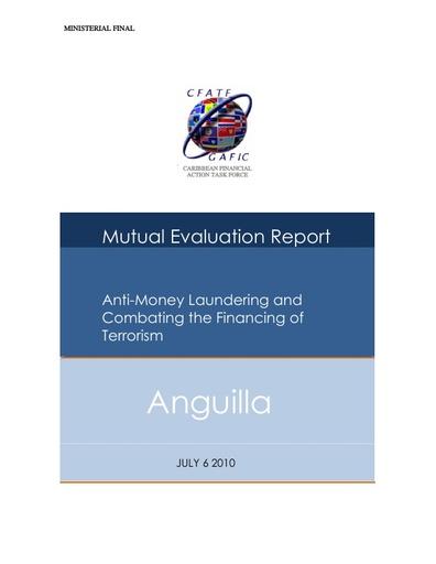Anguilla 3rd Round MER